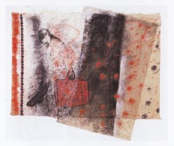 O κλέφτης με την κόκκινη βαλίτσα